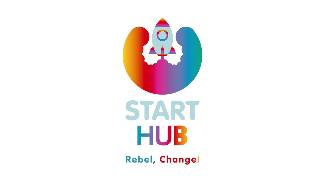 Start Hub logo sviluppo prodotto thumbnail